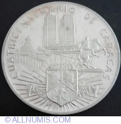 Imaginea #1 a Cuatricentenario de Caracas 1567 - 1967