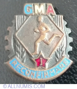 Image #1 of GMA I - Reconfirmare