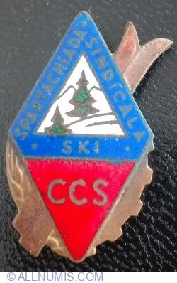 Imaginea #1 a Spartachiada Sindicala - Ski