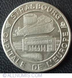 Imaginea #2 a 1 ECU 1994 - LXII Foire Europeenne de Strasbourg