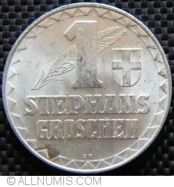 Image #1 of 1 Stephans Groschen - Stephansdom Wien Schild