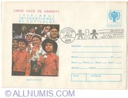 """Salonul Filatelic de Primăvară """"Vrem Pace pe Pămînt"""" - BUCUREȘTI 20 ~ 27 Aprilie 1979"""