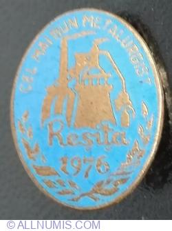 Cel Mai Bun Metalurgist - RESITA 1976