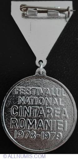 Festivalul National Cintarea Romaniei 1979 - 1979 - Locul II
