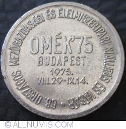 Image #2 of HungExpo Budapest 1925 - 1975 OMEK' 75
