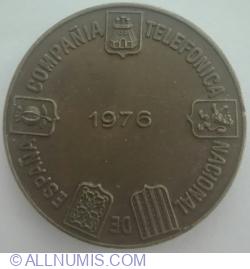 In Centesimo Inventi Telephoni Anno 1876 ~ 1976