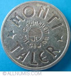 Monti Taler - Grevenbroich Montanus Apotheke