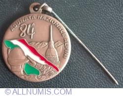 Image #1 of 84a Adunata in TORINO - 7 ~ 8 Maggio 2011
