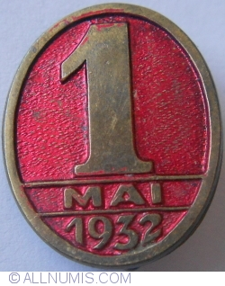 Imaginea #1 a 1 Mai 1932