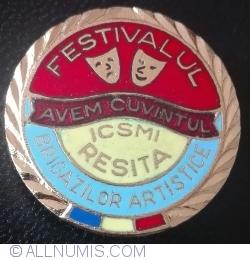 """Imaginea #1 a Festivalul Brigazilor Artistice """"Avem Cuvantul"""" - ICSMI Resita"""