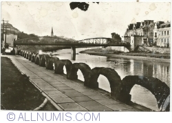 Lugoj - On the banks of the Timiș river (1967)