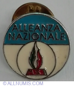 Imaginea #1 a Alleanza Nazionale MSI