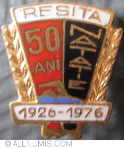 50th anniversary of swimming - Resita-1926-1976