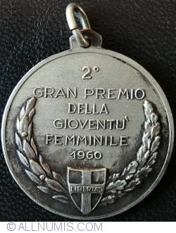 Imaginea #2 a 2 Gran Premio Della Gioventu' Femminile 1960