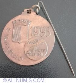 Image #2 of 66a Adunata in BARI - 15 ~ 16 Maggio 1993