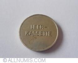Wiesbadener Volksbank - Leer Kassette