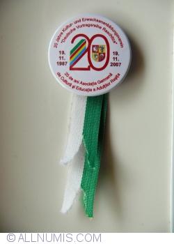 Imaginea #1 a 20 de ani - Asociatia Germana de Cultura si Educatie a Adultilor - 19.11.2007