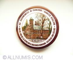 150 de ani de la sfintirea bisericii romano-catolice din Valiug -  9.10.2011