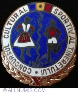 Image #1 of Concursul Cultural Sportiv al Tineretului 1960