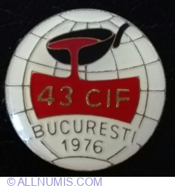 Image #1 of 43 CIF Bucuresti 1976