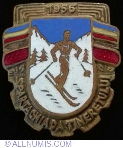 Imaginea #1 a Spartachiada Tineretului 1956 - Ski