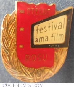 Imaginea #1 a Festivalul Ama Film 1975 - Otelul Rosu