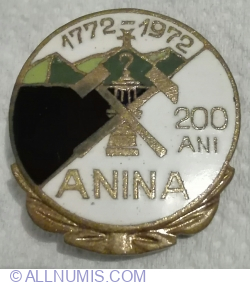 Image #1 of ANINA 200 Ani - 1772~1972