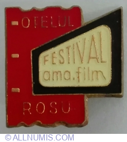Imaginea #1 a Festivalul Ama Film - OTELUL ROSU