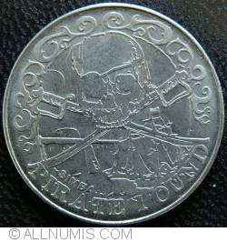 50 Pirate Pound type 2