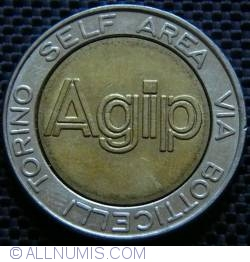 Image #1 of Agip Self Area - Via Boticelli TORRINO