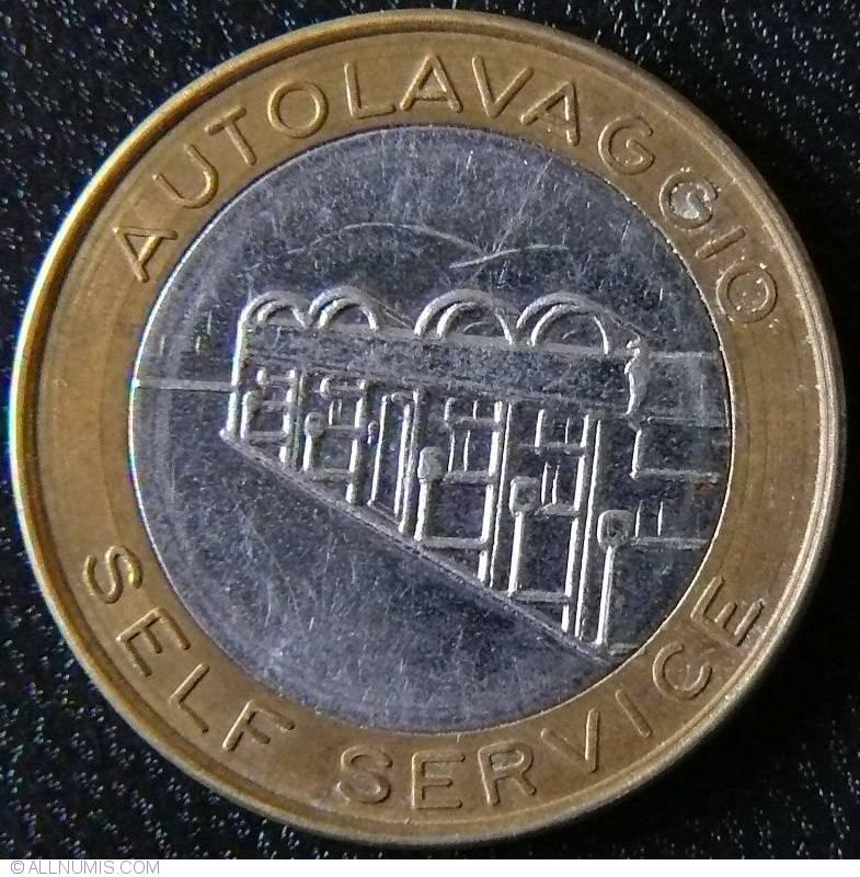 Autolavaggio self service stazione di servizio via for Coin torino