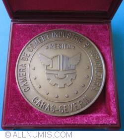 Image #1 of Medal Chamber of Industry and Agriculture - Caras-Severin