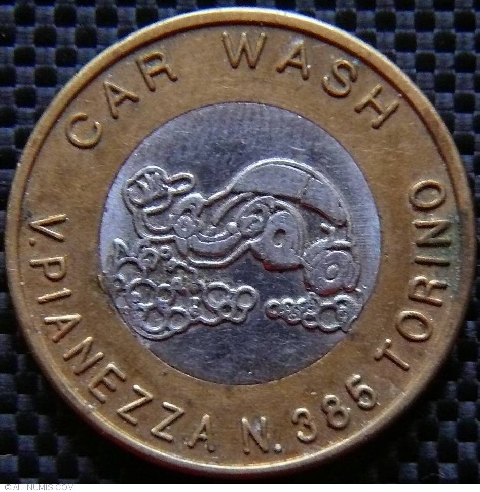 Le vallette car wash torino car wash italy token 9473 for Coin torino