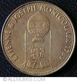 Image #2 of ETIENNE & JOSEPH MONTGOLFIER 1783