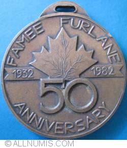 Imaginea #1 a Famee Furlane Club 50 Anniversary 1932-1982