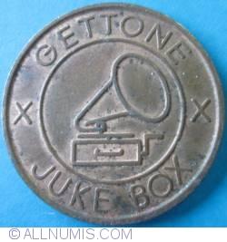 Gettone Juke Box