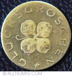 Image #2 of Virgin Mary Pray for us - lucky penny