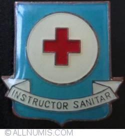 Instructor sanitar