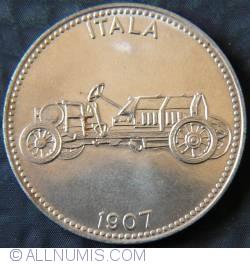 Shell  - Weltberuhmte Sportwagen 1907 Itala