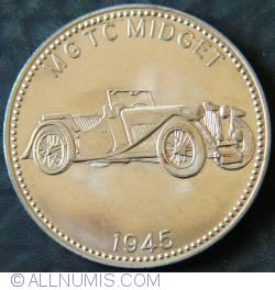 Imaginea #2 a Shell  - 1945 MG TC Midget