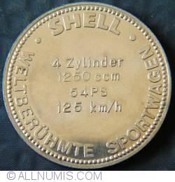Shell  - 1945 MG TC Midget