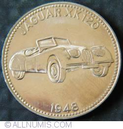 Imaginea #2 a Shell  - 1948 Jaguar XK120