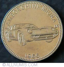 Imaginea #2 a Shell  -  Lamborghini Miura S