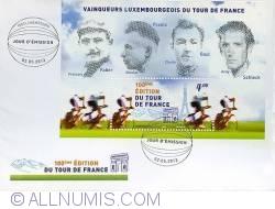 Image #1 of 4 Euro 2013 - 100th Tour De France