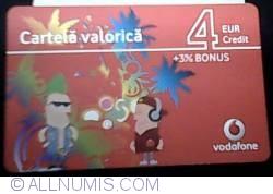 Image #1 of Recharging Card - 4 €