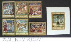 Image #1 of Frescoes of Moldavia, complete series