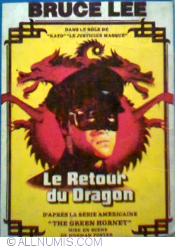102 - Bruce Lee - Le Retour  du Dragon