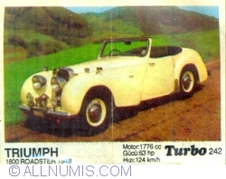 Image #1 of 242 - Triumph 1800 Roadster 1948