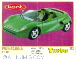 Image #1 of 282 - Pininfarina Ethos
