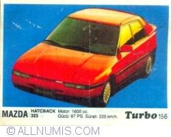 Image #1 of 156 - Mazda Hatcback 323